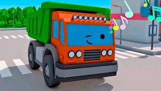 30 min Le Camion Benne Curieux - Compilation HD | Dessins animés en français pour les enfants