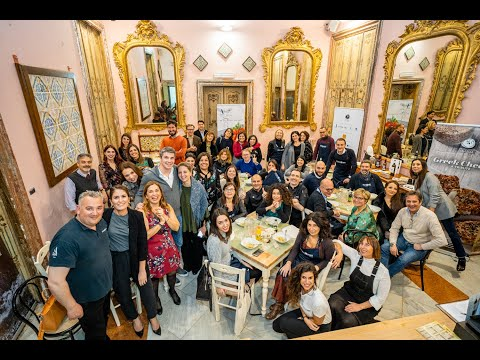 11th Sympossio Greek Gourmet Touring Italy 2020