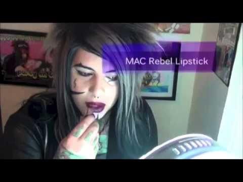Bad Blood Dahvie Vanity Make-Up Tutorial