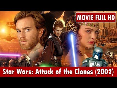 Star Wars: Episode II - Attack of the Clones (2002) Movie **  Hayden Christensen, Natalie Portman
