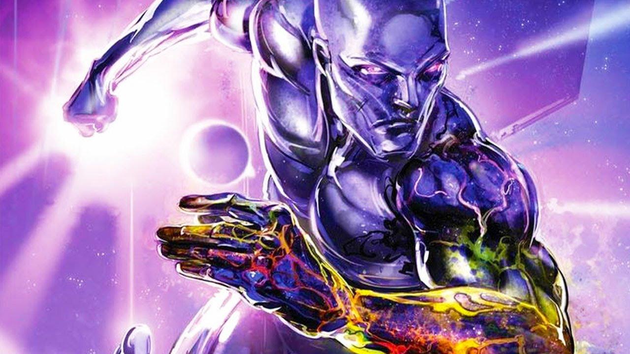 Top 10 Most Powerful Cosmic Superheroes And Villains   Marathon