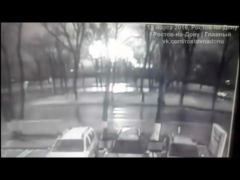 Murieron 62 personas tras estrellarse un avión en el sur de Rusia