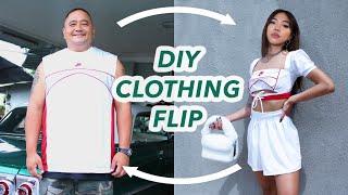 Baixar CLOSET RAID: upcycling my uncles clothes! *HAWAII EDITION*