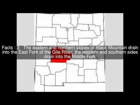 Black Mountain (Catron County, New Mexico) Top  #5 Facts