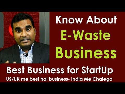 How to start E-waste Business | Most profitable business ideas which makes you RICH