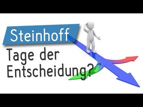 Steinhoff Aktie - Stehen die Tage der Entscheidung bevor?