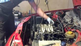 Ауди100 с4 1993 г. 2.6 бензин снятие двигателя(, 2016-07-04T19:35:57.000Z)