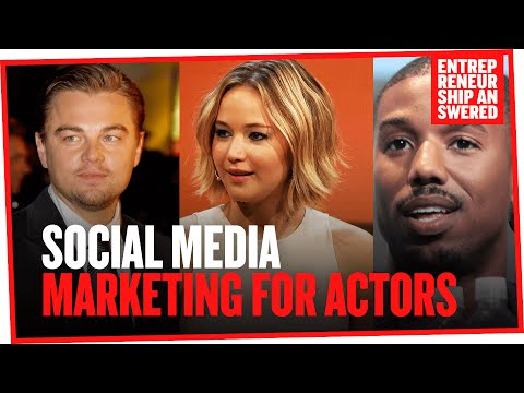 Social Media Marketing For Actors