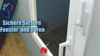 Fenster Absicherung
