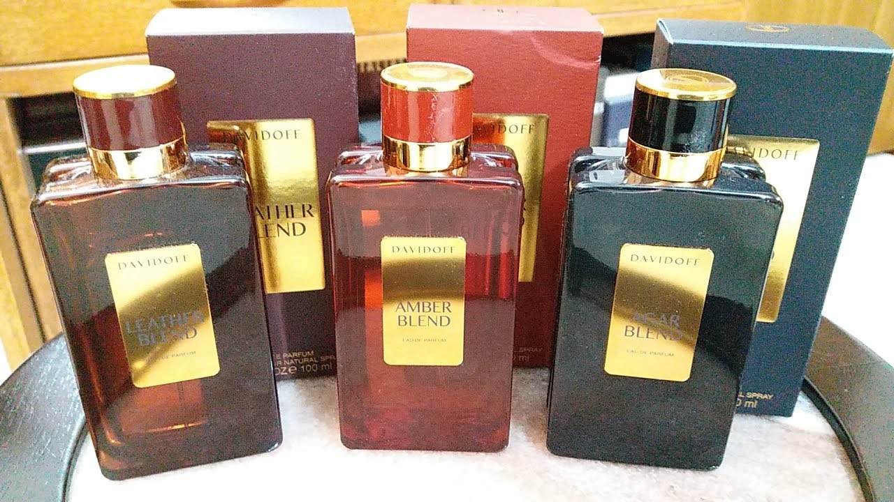 Davidoff Blend Line Initial Thoughts Unisex Youtube