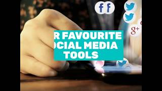 Our favourite social media tools