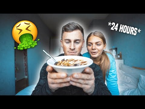My girlfriend chose my diet for a day... thumbnail