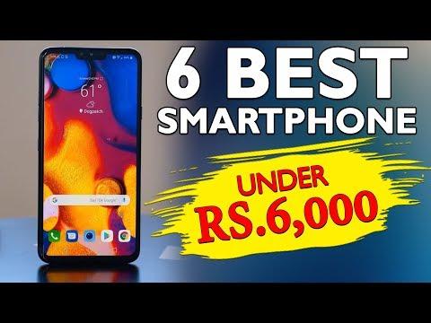 Best Smartphone Under 6000 [2019]