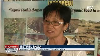 NEWS BREAK: Nagduduma nga organiko a produkto, tampok iti trade fair iti BAPTC