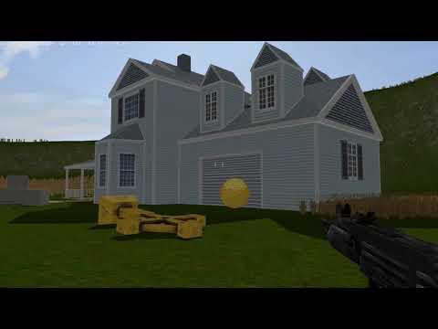 3D Physics - The Kinematic Bullet - AGK - GameGuru Loader. |
