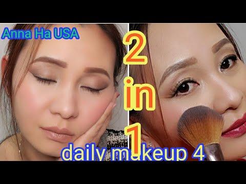 daily makeup 4/ làm đẹp đi làm + đi dự tiệc