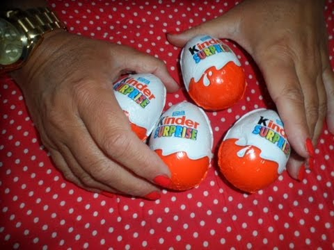LATEST KINDER SURPRISE OPENING  EASTER EGG OPENINGS the WB LOONEY TUNES
