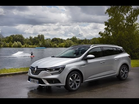 Renault Megane Sport Tourer 2017 Car Review