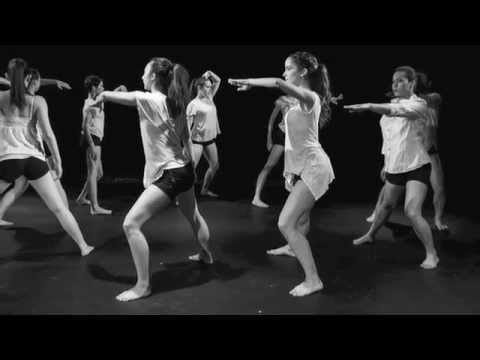 Inertia Modern Dance Collective - Promo 2014-2015