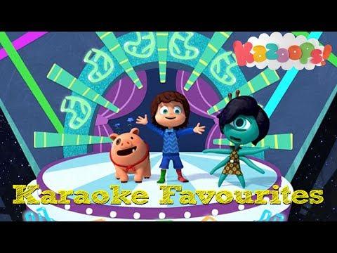 Kazoops! - 5 Karaoke Song Favourites