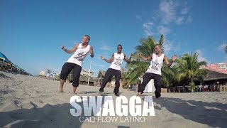 SWAGGA SALSA CHOKE CALI FLOW LATINO / ESMERALDAS - ECUADOR