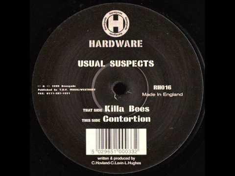 Usual Suspects - Killa Bees (original vocal samples)