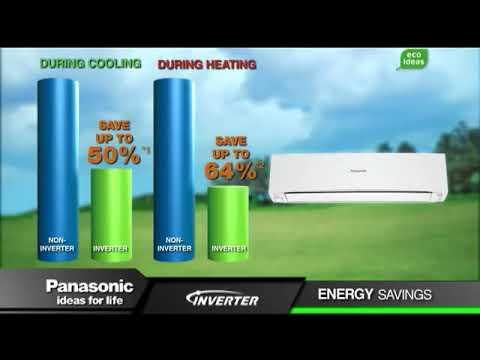 máy lạnh tiết kiệm điện inverter là gì ?