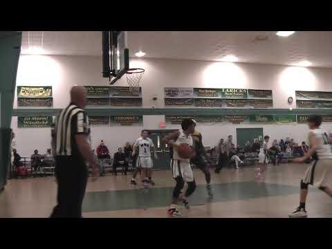 Margaret Mace School @ Bishop McHugh Regional Catholic School Boys Basketball 1/22/20