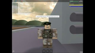 Roblox Join S.A.S-Special Air Service-S.A.S Today!