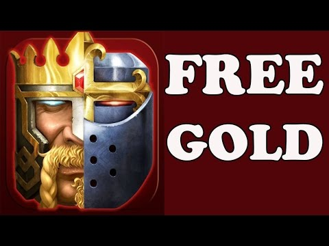 Clash Of Kings - Free Gold | No Hack 100% Real