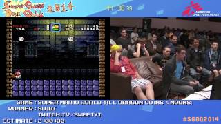 Summer Games Done Quick 2014 - Part 144 - Super Mario World