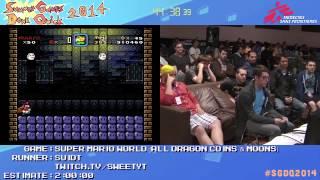 Summer Games Done Quick 2014 - Part 144 - Super Mario World