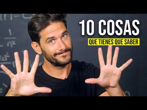 10 COSAS FUNDAMENTALES