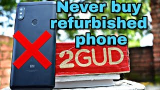 Don't ❌ you buy REFURBISHED phone 📱 💯% REAL REVIEW👍