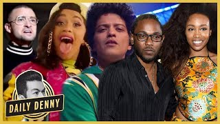 New Music Friday: Justin Timberlake, Bruno Mars, & Kendrick Lamar | Daily Denny