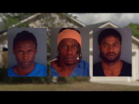 Money, drugs, guns seized in Orange Park home, 3 arrested