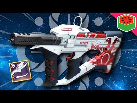 THE RECLUSE - Pinnacle Crucible Weapon | Destiny 2 Joker's Wild thumbnail