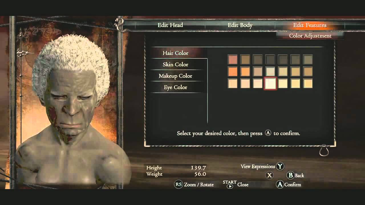Stream Highlights Dragon S Dogma Character Creation Youtube