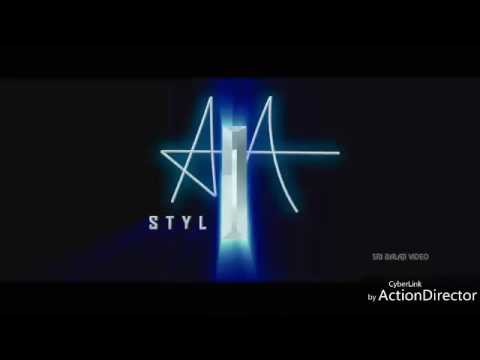 stylish star allu arjun s stylish logo youtube