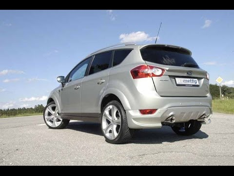 ford kuga tuning youtube. Black Bedroom Furniture Sets. Home Design Ideas