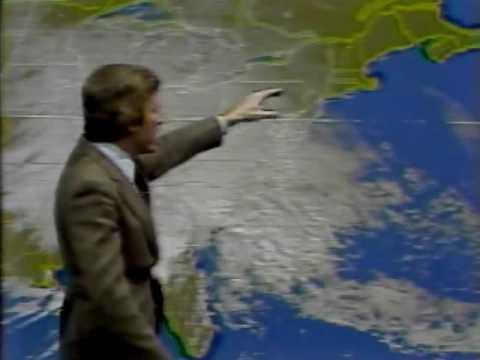 WRC Bob Ryan Weather Promo 1982