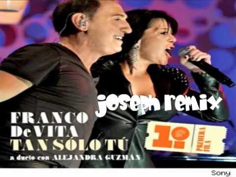 Tan Solo Tu Pop Edit Franco de Vita ft Alejandra Guzman