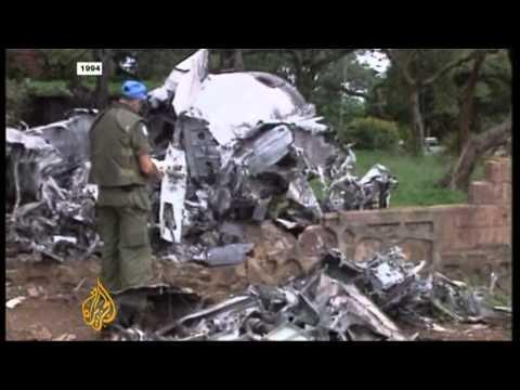 Rwandan president cleared in 1994 air crash