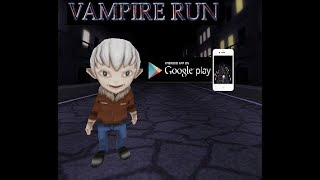 Online Running And Jumping 3D Games Vampire Run 3D