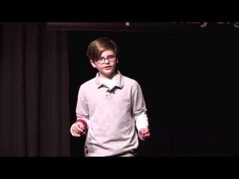 CHESS LIFE | Joseph Moellinger | TEDxYouth@CBES