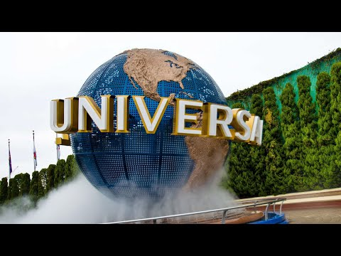 FACCIAMO I RICCHI ALL'UNIVERSAL CITY DI OSAKA!