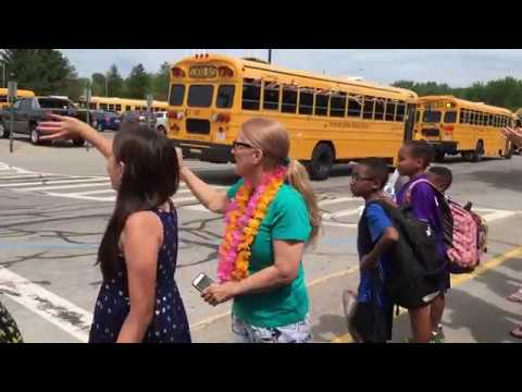 Last Day of School at Mendon Center Elementary School - 2018