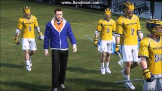 Casey Powell Lacrosse 16 Michigan vs. Ohio