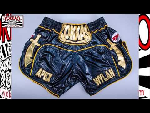 YOKKAO Muay Thai Custom Shorts Thailand – Muay Thai Shorts Bangkok