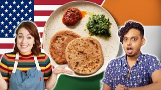 Can This American Follow A Recipe in Hindi? • Tasty
